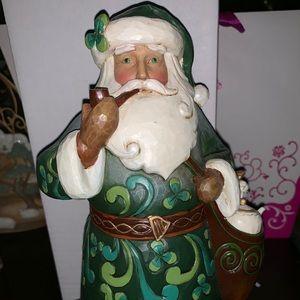 Santa Claus Irish Figure